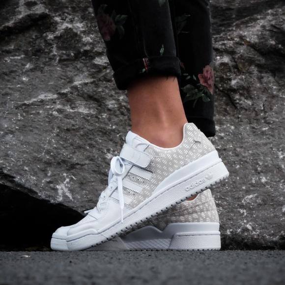 Adidas Originals Womens Forum Lo W NWT